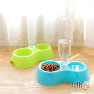 Auto Pet Bowl Direct Drinking Water And Feeder