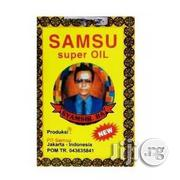 Original Samsu Oil Male Delay Ejaculation Oil | Sexual Wellness for sale in Lagos State, Lagos Mainland