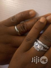 Silver Plated Wedding Ring Set | Jewelry for sale in Lagos State, Alimosho