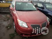 Pontiac Vibe AWD 2006 Red | Cars for sale in Lagos State, Lagos Mainland