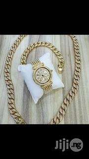 Nick Chain With Watch | Watches for sale in Lagos State, Ikeja
