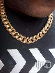 Mens Cuba Chain And Bracelet. | Jewelry for sale in Lagos State, Surulere