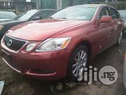 Lexus GS350 2009 Red | Cars for sale in Lagos State, Victoria Island