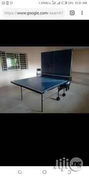 Outdoor German Table Tennis | Sports Equipment for sale in Ogun State, Abeokuta South