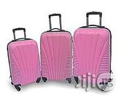 3 Sets Of Bumper Luggage Bag-pink | Bags for sale in Lagos State, Lagos Mainland