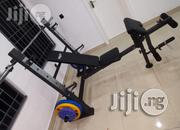 Commercial Weight Bench With 100 Kg | Sports Equipment for sale in Abuja (FCT) State, Wumba