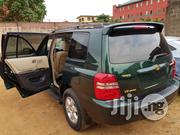 Tokunbo Toyota Highlander Limited 2003 Green | Cars for sale in Lagos State, Ikeja