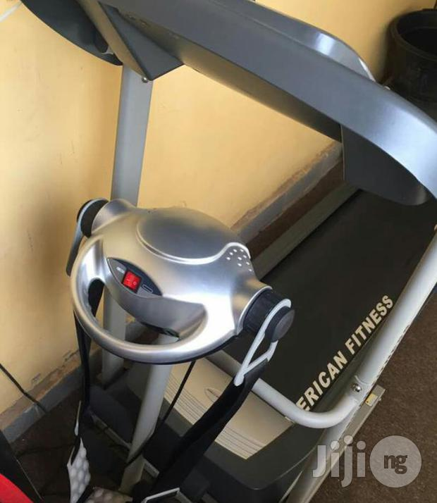 Archive: Treadmill With Massager