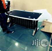 Quality G-Glass Executive Table | Furniture for sale in Lagos State, Ikorodu