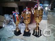 Set Of Gold Trophies | Arts & Crafts for sale in Lagos State, Alimosho