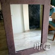 """A 32"""" X 44"""" Mirror (Upholstered) 