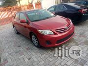 Tokunbo Toyota Corolla 2013 Red | Cars for sale in Lagos State