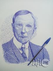 Artwork: Make Your Realistic Portrait Paintings, Biro and Pencil | Arts & Crafts for sale in Lagos State, Ikeja