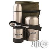 Stainless Steel Food Flask Set - 5 In 1 Set   Kitchen & Dining for sale in Lagos State, Lagos Island