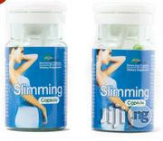 Natural Max Slimming Green, 50 Caps | Vitamins & Supplements for sale in Lagos State, Mushin