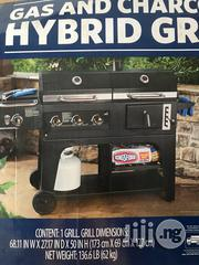 Gas And Charcoal Barbecue Grill | Kitchen Appliances for sale in Lagos State, Ojo