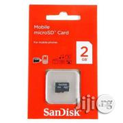 Sandisk 2gb Sd Card | Accessories & Supplies for Electronics for sale in Lagos State, Ilupeju