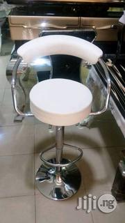 Quality Imported White Bar Stool | Furniture for sale in Lagos State, Lekki Phase 2