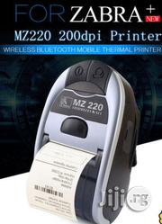 Wireless Bluetooth Printer Zebra EZ320 Mobile Printer | Printers & Scanners for sale in Lagos State, Ikeja