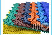 Outdoor Multi Purpose Interlocking Floor Suspension Mats | Sports Equipment for sale in Rivers State, Port-Harcourt