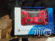 Sony PS4 Controller Pad - Playstation 4 Dualshock 4 Wireless Controller- Army - Urban Camouflage + Dual Wireless Red Color | Video Game Consoles for sale in Lagos State, Ikeja