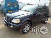 Mercedes-Benz M Class 2004 Blue | Cars for sale in Edo State, Ikpoba-Okha