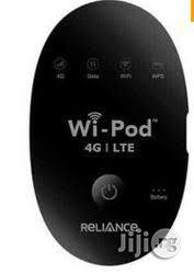 Reliance Wi-Pod 4g Lte | Computer Accessories  for sale in Lagos State, Shomolu