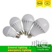 AC85-265V E27 5W 7W 9W 12W LED Smart Emergency Light Led Bulb | Security & Surveillance for sale in Lagos State, Ojo
