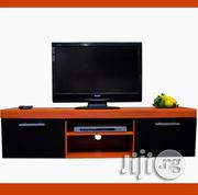 Kut TV Stand ( Black And Orange Colour) | Furniture for sale in Lagos State, Alimosho