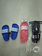 Children Adidas Slipper Size 30, 32, 33, 34 And 36 Is Available | Children's Shoes for sale in Lagos State, Surulere