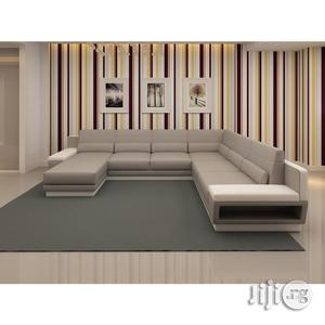 Idanre Modern Sectional Leather Sofa Set (Reference: Fx275)