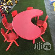 Brand New Children Chairs And Table With 6pcs Chairs | Children's Furniture for sale in Lagos State, Surulere