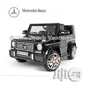 Mercedes Benz G WAGON Ride On- Black | Toys for sale in Imo State, Owerri West