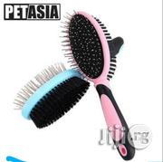 Double Sided Pet Grooming Brush   Pet's Accessories for sale in Lagos State, Agege