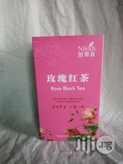 Rose Black Tea For Weight Control | Vitamins & Supplements for sale in Lagos State, Surulere
