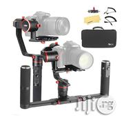 Feiyu Tech A2000 Gimbal And Dual Hand Grip Handle DSLR Stabilizer | Accessories & Supplies for Electronics for sale in Lagos State, Ikeja