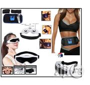 Wearable Eye Massager With Abs Fitness Belt | Massagers for sale in Lagos State, Ikeja
