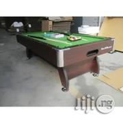 8ft Standard Snooker Table With Complete Accessories   Sports Equipment for sale in Cross River State, Calabar South