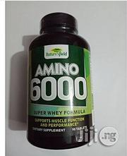 Nature's Field Amino 6000   Vitamins & Supplements for sale in Lagos State