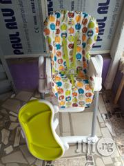 Tokunbo UK Used 2in1 High Feeding Chair From 4months To Toddler | Children's Furniture for sale in Lagos State, Lagos Mainland