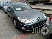 Peugeot 407 2005 Gray | Cars for sale in Lagos State, Apapa