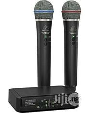Behringer Wireless Microphone System (Dual-channel, 2 Mics) | Audio & Music Equipment for sale in Abuja (FCT) State, Central Business District