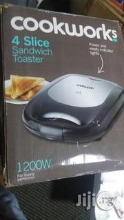Cook Works 4 Slice Toaster   Kitchen Appliances for sale in Lagos State, Lagos Mainland