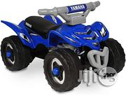 Yamaha FTF Raptor ATV Ride-on, Blue 12-36 Months | Toys for sale in Lagos State, Alimosho