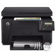 HP Laserjet Pro MFP M176n - Wireless - 3-In-One - Colour Computer Printer   Printers & Scanners for sale in Abuja (FCT) State, Central Business District