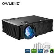Owlenz SD50 1500 Lumens VGA HDMI LED Colour Boost Projector | TV & DVD Equipment for sale in Abuja (FCT) State, Wuse 2