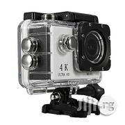 Professional 4K HD Wi-Fi Action Camera-Black | Photo & Video Cameras for sale in Lagos State, Ikeja