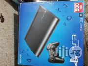 Ps3 500gb Super Slim Console + Downloaded Games | Video Game Consoles for sale in Lagos State, Ikeja