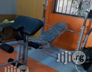 Rugged Weight Lifting Bench | Sports Equipment for sale in Cross River State, Calabar
