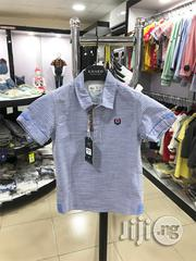 Boys Short Sleeve Shirt | Children's Clothing for sale in Lagos State, Lagos Mainland